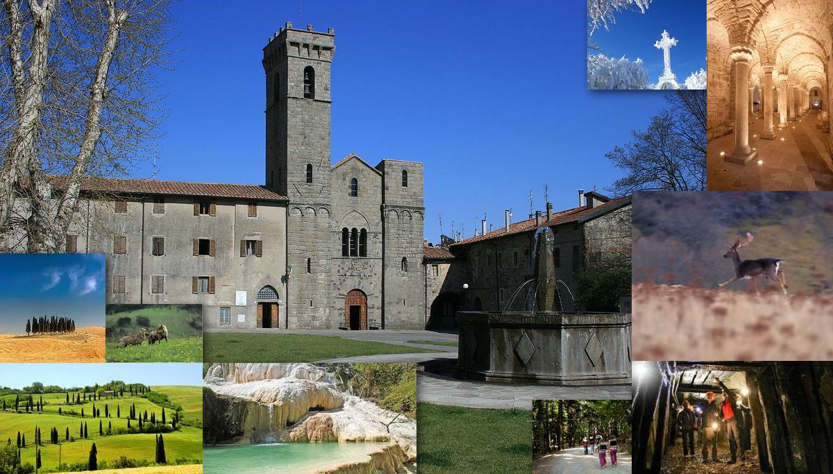Abbadia San Salvatore e dintorni